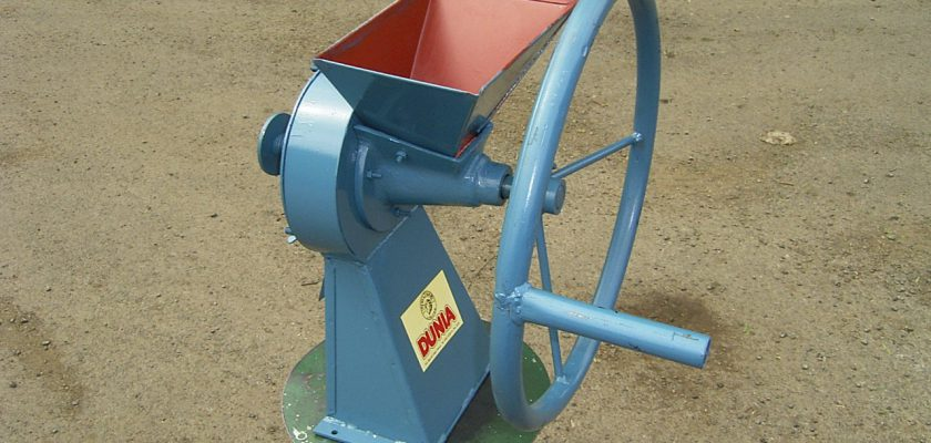 DUNIA Hand Operated Grinding Mill