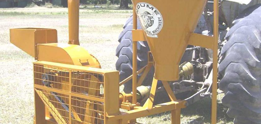 GM40 PTO Driven Tractor Mounted Hammer Mill