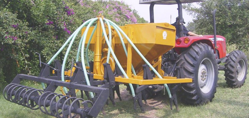 Air Seeder Mounted – Direct Drill