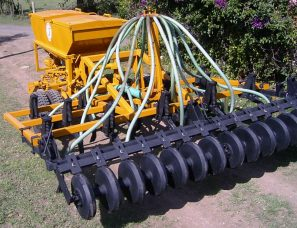 Air Seeder - Presswheels
