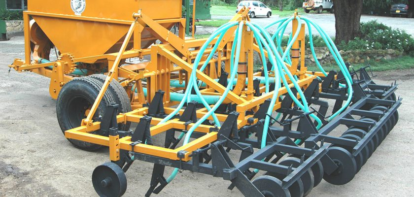 Presswheel Planter 16 to 24ft