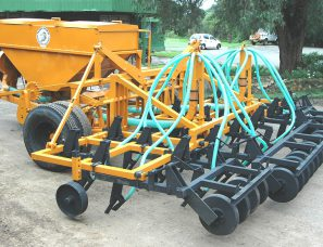 Presswheel Planter 16 to 24ft
