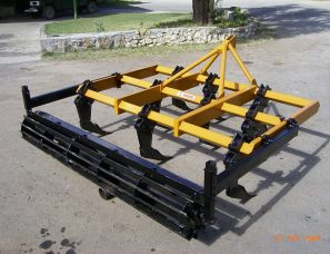 Standard Chisel Plough