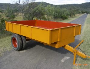 Trailers - Tipping and Non-Tipping